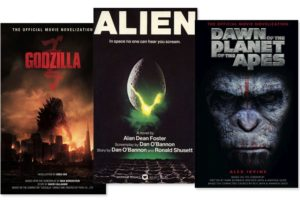 Movie Posters of Movie Novelizations